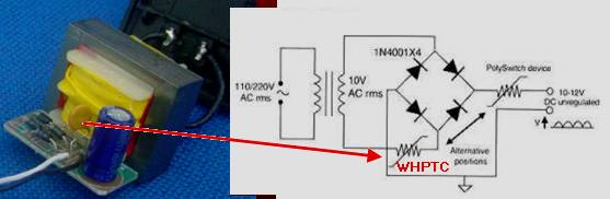 whptc在变压器的应用设计
